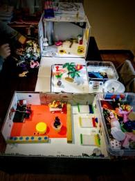 giocattolo fai da te: ospedale
