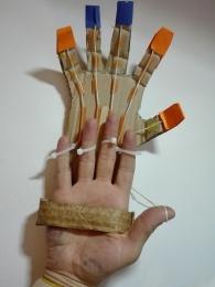 mano meccanica