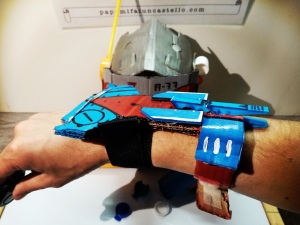 laser tag analogico bracciale
