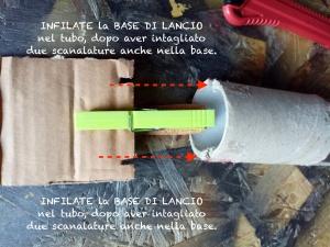 Lasertag analogico: pistola